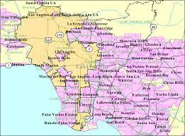 Gardening Zones By Zip Code - los angeles metropolitan area wikipedia