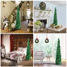 aliexpress com buy ourwarm pop up christmas tree artificial