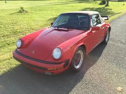 1987 porsche 911 cabriolet red black one owner rennlist