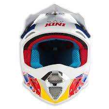 red bull helmet motocross kini red bull helmet competition navy white 2017 maciag offroad