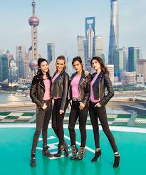 halloween city lima ohio victoria secret news models stores fashion show