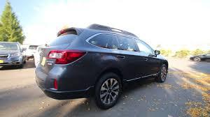 2017 subaru outback 2 5i limited colors 2017 subaru outback 2 5i limited carbide gray metallic