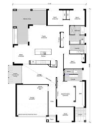 floor plan friday modern 4 bedroom study