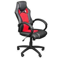 Office Swivel Chair Miadomodo Office Swivel Chair Black U0026 Red Review 2016