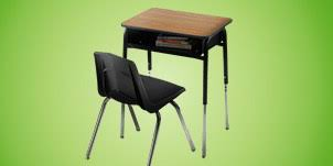 Open Front Desk Supplies Classroom Supplies And Furniture From