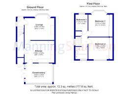 3 bedroom property for sale in hawthorn grove rodley leeds ls13