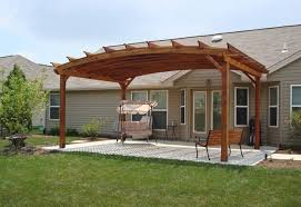 arched pergola traditional patio san francisco by forever