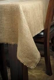 Wedding Linens For Sale Best 25 Burlap Tablecloth Ideas On Pinterest Diy Wedding
