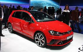 red volkswagen golf volkswagen golf gti clubsport celebrates hatch u0027s 40th