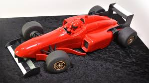 car cake 3d formula one racing car cake yeners way