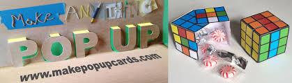 gift card puzzle box paper puzzle box printable rubik s cube or calendar