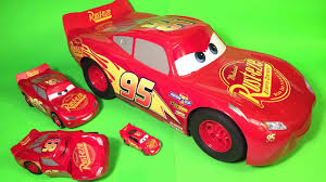 disney cars 3 toys most giant lightning mcqueen mattel ever made