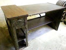 industrial desk ebay
