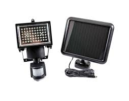 solar powered motion sensor outdoor light reviews furniture brinks led solar powered motion activated security light