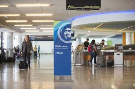 Los Angeles Airport Terminal Map by Lax Terminal Move Alaska Airlines Blog