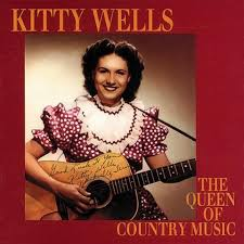 the queen of country music cd4 kitty wells mp3 buy full tracklist