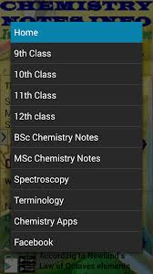 chemistry apps chemistry notes info innovative online