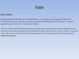 theme of fate in romeo and juliet essay romeo and juliet essay fate romeo and juliet essay on fate