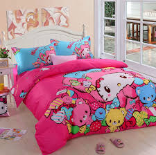 Hello Kitty Bedroom Set Twin King Size Bed Vs Queen On Hello Kitty Bedroom Furniture Sets