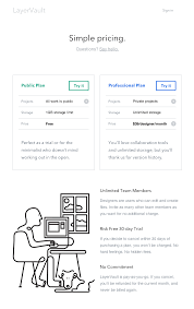 plans pricing page faq jobandtalent by jaime de ascanio dribbble pricing from layervault patterntap ui forms table plan