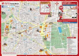 Madrid Map Image Gallery Madrid Map Tourist