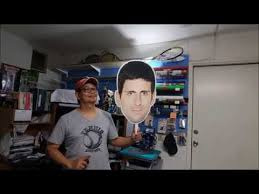 fan faces on a stick how to make big face sign youtube