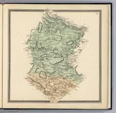 Map Of Berks County Pa Robeson And Caernarvon Townships Berks County Pennsylvania