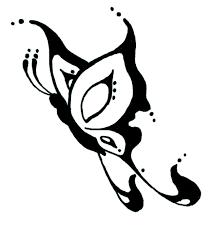 ink butterfly by bernard kerr flying butterfly