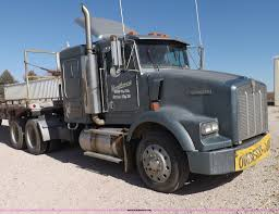 kenworth t800 for sale 1997 kenworth t800 tandem axle semi truck item f6217 sol