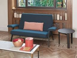 Wooden Sofa Furniture Design For Hall Hall Small Sofa Hall Collection By Arflex Design Roberto Menghi