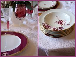 tablescape valentine u0027s dinner in shades of red swede