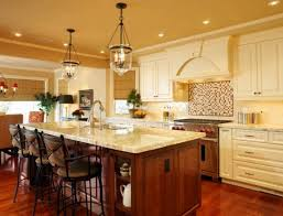 wood countertops light fixtures over kitchen island lighting