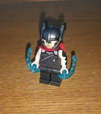 thor super heroes lego minifigures ebay