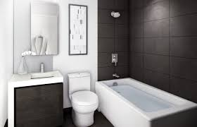 Modern Small Bathroom Bathroom Cheerful Small Bathroom Design Idea Also Recessed