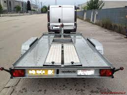 carrello porta auto usato vendesi scaduto vendo carrello trasporto auto rally nuovo