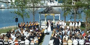 waterfront wedding venues in md osprey point inn restaurant and maina rock md eastern