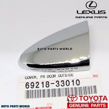 lexus parts hong kong genuine lexus es350 ls460 ls600h lh driver door outside handle