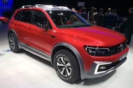 volkswagen tiguan 2016 red volkswagen tiguan gte active concept first look