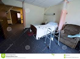 nursing home room and bed assisted living stock photos image