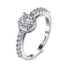 unique wedding rings for women 2018 the unique womens fashionable diamond wedding platinum cz