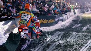fxr motocross gear fxr racing amsoil snocross championship 2016 duluth mn youtube