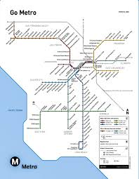 Metro La Map Helpful Links And Tips Southern California Day Trips
