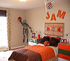 chambre basketball decor decoration chambre ado basket awesome basketball room decor