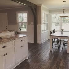 kitchen remodel farmhouse style shiplap cold spring granite