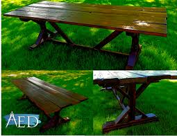 picnic table rentals farm table or picnic table rentals in denver the knot