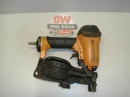 Bosch Roofing Nail Gun by Bostitch Rn46 Coil Roofing Nailer For Shingles Used Dw Tool Sales