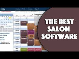salon software the online scheduling software your salon needs