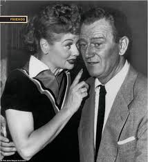 I Love Lucy Facts by John Wayne U0027s Advice To President Nixon Revealed In Personal