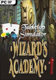 Table Top Simulator Tabletop Simulator Wizards Academy Free Download Setup