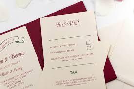 wedding invitations glasgow vintage wedding invitation in pocketfold bossa